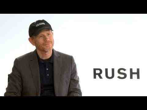 Rush - Ron Howard Interview