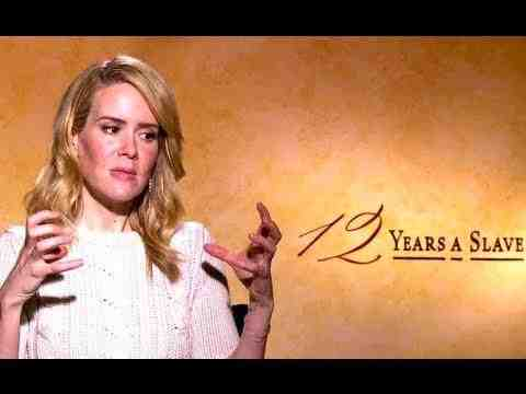 12 Years a Slave - Sarah Paulson Interview