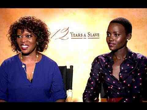 12 Years a Slave - Alfre Woodard & Lupita Nyong'o Interview