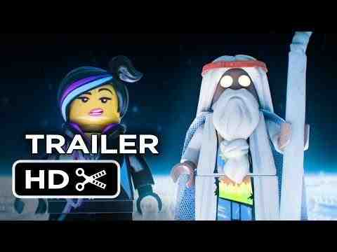 The Lego Movie - trailer 2