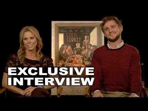 Cold Turkey - Cheryl Hines & Director Will Slocombe Interview