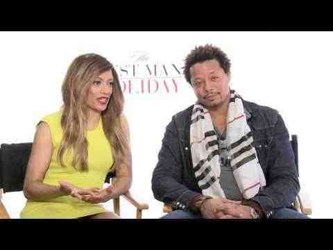 The Best Man Holiday - Terrence Howard & Melissa De Sousa Interview