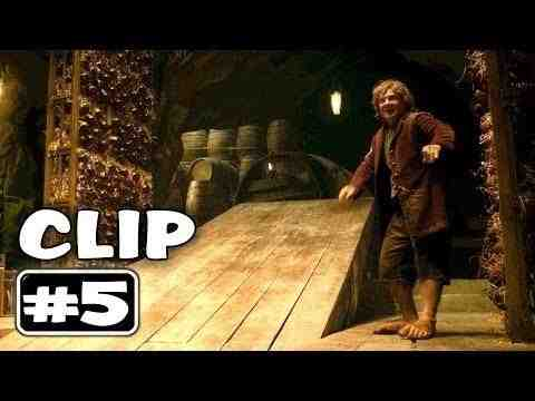 The Hobbit: The Desolation of Smaug - Clip