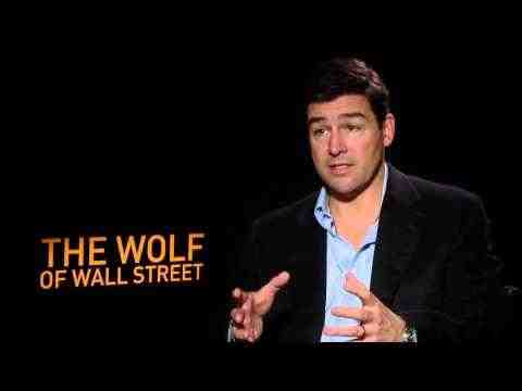 The Wolf of Wall Street - Kyle Chandler Interview