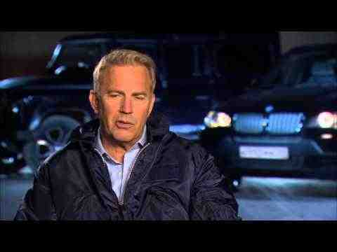 Jack Ryan: Shadow Recruit - Kevin Costner Interview