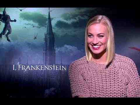 I, Frankenstein - Yvonne Strahovski Interview