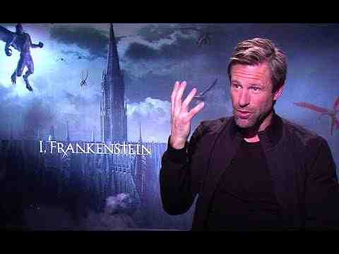 I, Frankenstein - Aaron Eckhart Interview