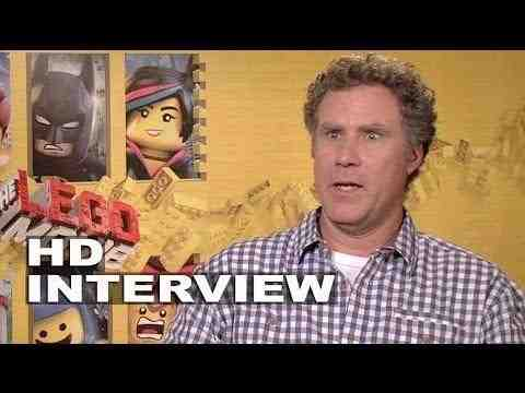 The Lego Movie - Will Ferrell Interview