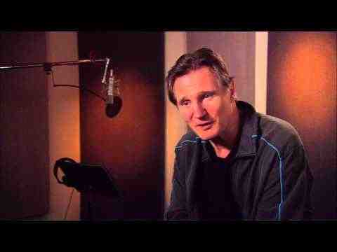 The Lego Movie - Liam Neeson Interview