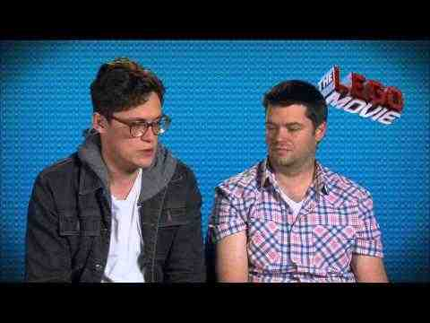 The Lego Movie - Directors Phil Lord & Christopher Miller Interview