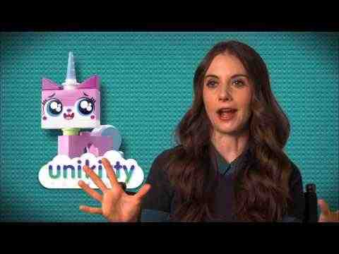 The Lego Movie - Alison Brie Interview