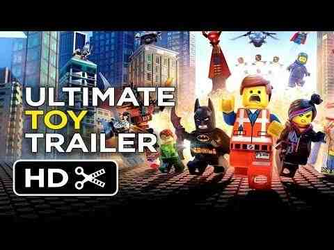 The Lego Movie - trailer 4