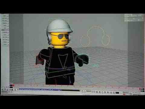The Lego Movie - How They Created The Movie