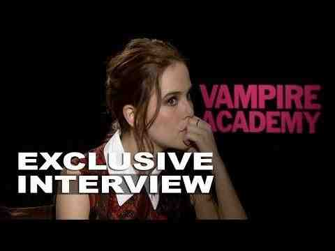 Vampire Academy - Zoey Deutch Interview