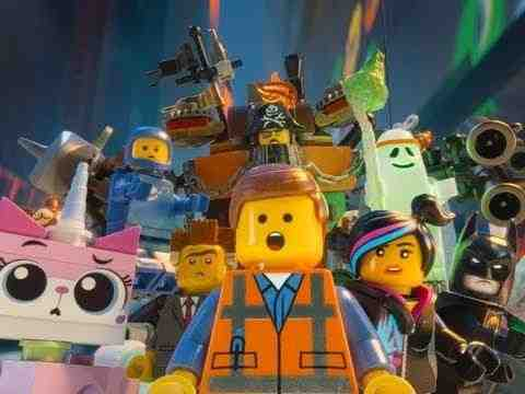 The Lego Movie - trailer 5