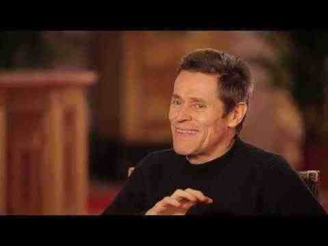 The Grand Budapest Hotel - Willem Dafoe Interview