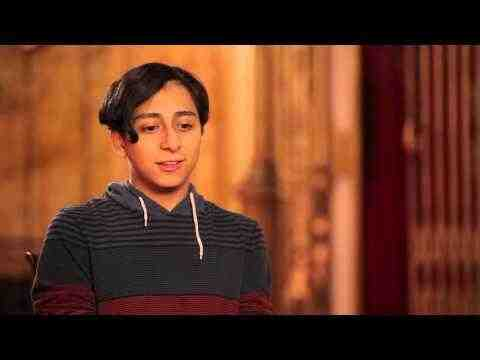 The Grand Budapest Hotel - Tony Revolori Interview