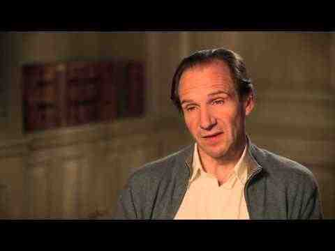The Grand Budapest Hotel - Ralph Fiennes Interview
