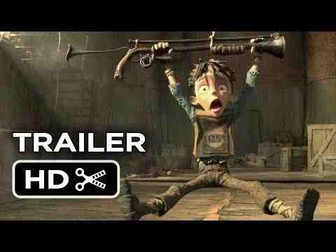 The Boxtrolls - trailer 3