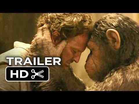 Dawn of the Planet of the Apes - trailer 2