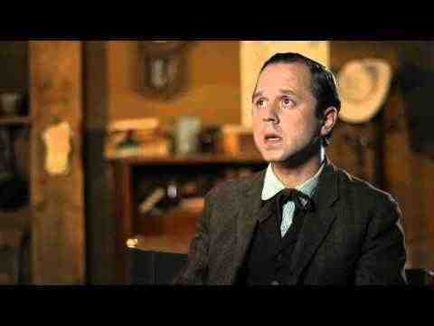 A Million Ways to Die in the West - Giovanni Ribisi Interview