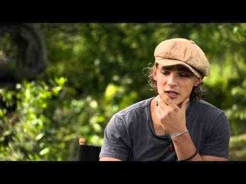 Maleficent - Brenton Thwaites Interview