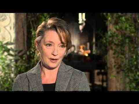 Maleficent - Lesley Manville Interview