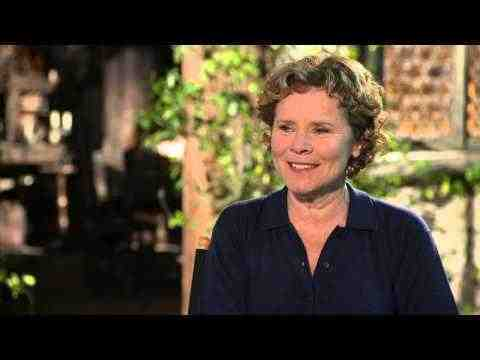 Maleficent - Imelda Staunton Interview