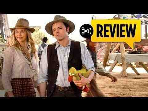 A Million Ways to Die in the West - Movie Review
