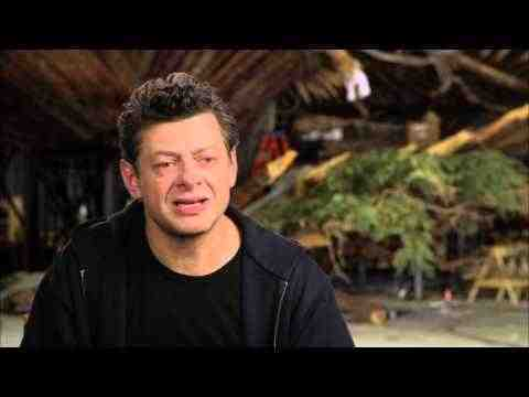 Dawn of the Planet of the Apes - Andy Serkis Interview 2
