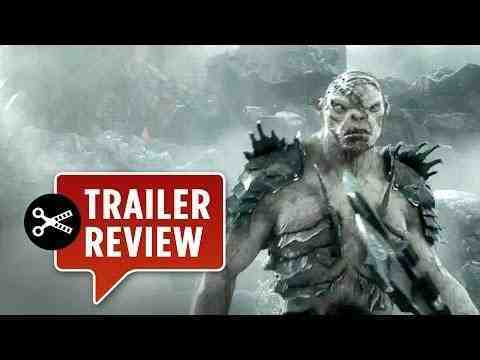 The Hobbit: The Battle of the Five Armies - Trailer Review