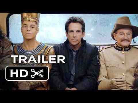 Night at the Museum: Secret of the Tomb - trailer 1