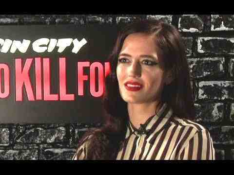 Sin City: A Dame to Kill For - Eva Green Interview