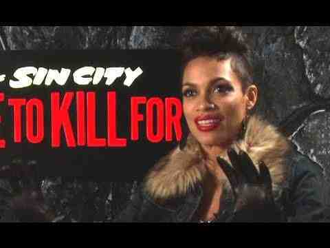 Sin City: A Dame to Kill For - Rosario Dawson Interview