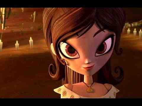 Book of Life - trailer 2