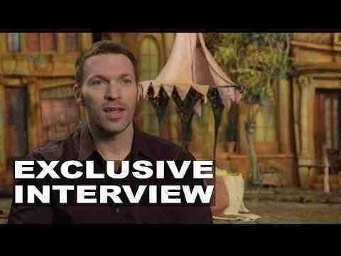 The Boxtrolls - Travis Knight Interview Part 1
