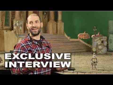 The Boxtrolls - Brad Schiff Interview