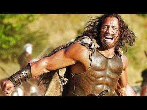 Hercules - Trailer, Featurette & Filmclip