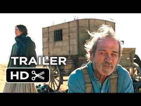 The Homesman - trailer 2