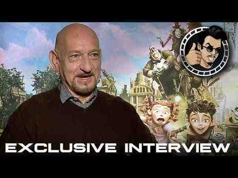 The Boxtrolls - Ben Kingsley Interview