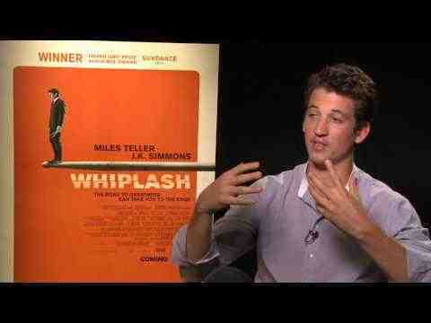 Whiplash - Miles Teller Interview