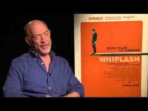 Whiplash - J K Simmons Interview