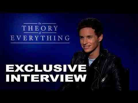 The Theory of Everything - Eddie Redmayne Interview