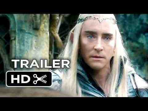 The Hobbit: The Battle of the Five Armies - trailer 1