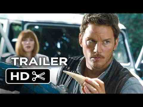 Jurassic World - trailer 1