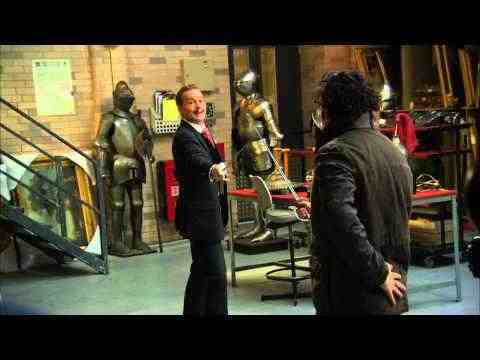 Mortdecai - Behind the Scenes