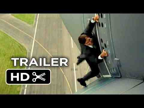 Mission: Impossible - Rogue Nation - trailer 1