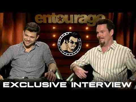 Entourage - Jerry Ferrara and Kevin Dillon Interview