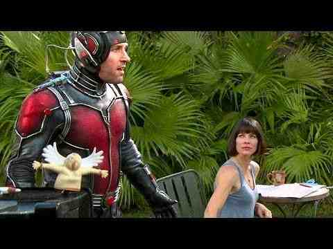Ant-Man - On the Set
