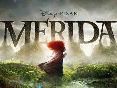 Merida - Legende der Highlands - trailer